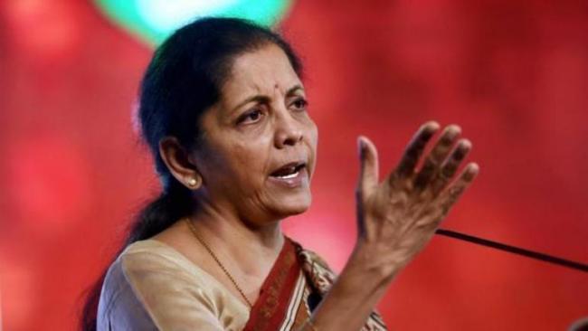Nirmala Sitharaman Says Pakistan Failed To Destroy JeM Terror Camps On Its Territory    - Sakshi