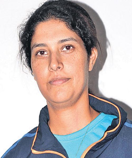 Shooter Rashi Rathore Fails in Womens Skeet Event - Sakshi