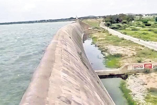 Rising the costs of Rockfill dam construction - Sakshi