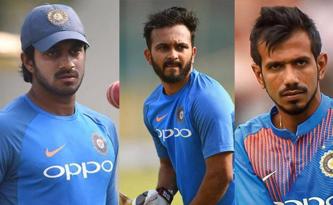 India World Cup squad has a few surprise picks  - Sakshi