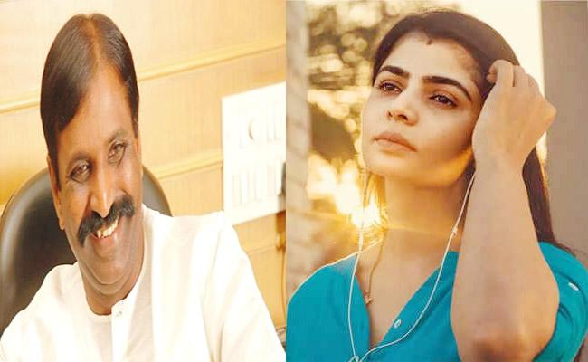 Chinmayi Sripada Strong Counter Troll Over Allegations On Vairamuthu - Sakshi