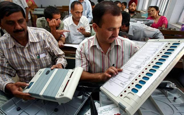 Ec Rejects Political Parties Allegations On Evms - Sakshi