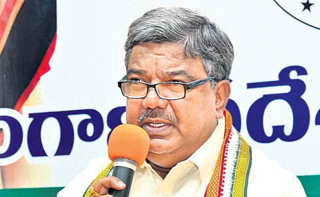 KCR Drafting Separate Constitution for TS Alleges Gudur - Sakshi