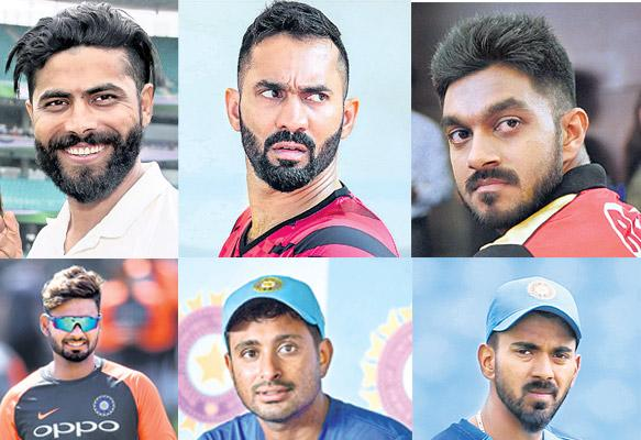 World Cup Squad to be Named on April 15 - Sakshi