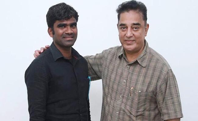 Fan Shock to Kamal Haasan Party - Sakshi