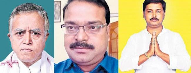 Triangular fights on Karimganj loksabha elections - Sakshi