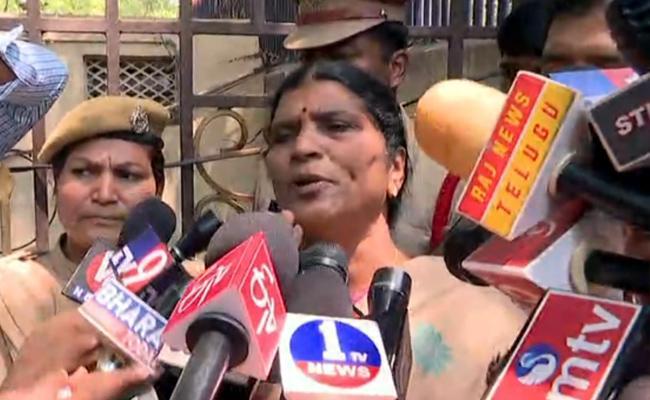 YCP Leader Lakshmi Parvati Filled Case Against Koti Over False Allegations - Sakshi