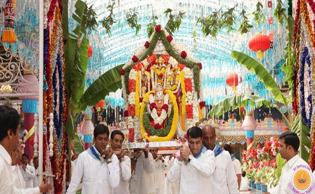 Sri Sita Rama Kalyanam Celebration In Nalgonda - Sakshi