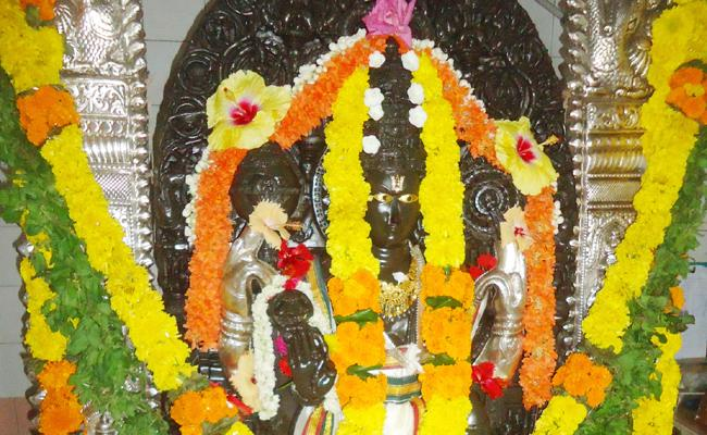 Vekateswara swamy Wedding in Konaseema tirupati - Sakshi