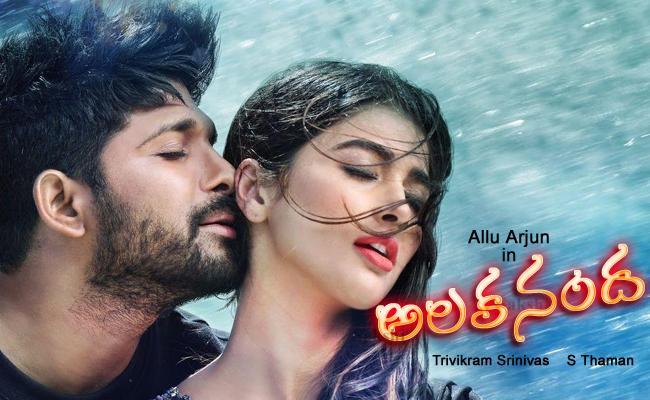 Allu Arjun And Trivikram Srinivas Movie Titled Alakananda - Sakshi
