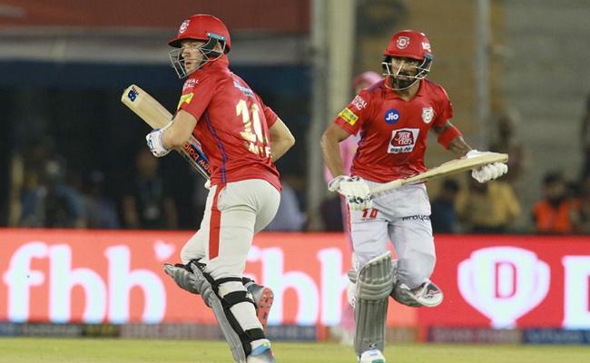 Rajasthan Royals Set Target of 183 Runs Against Kings Punjab - Sakshi