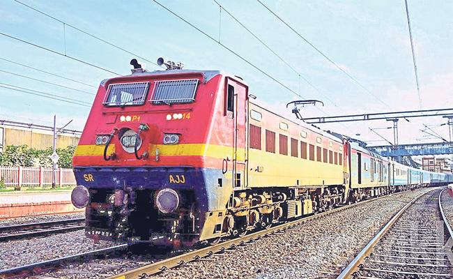 Janmabhoomi Express Extended Up To Lingampally - Sakshi