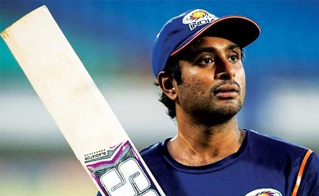 Ambati Tirupati Rayudu is not World Cup berth - Sakshi