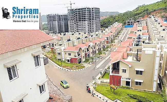 SEBI approved Sri ram Properties IPO - Sakshi