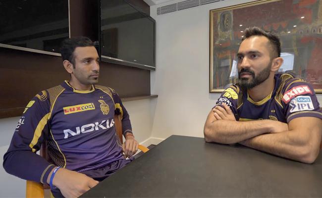 Robin Uthappa On Dinesh Karthik World Cup Selection - Sakshi