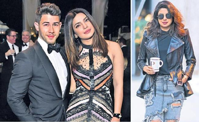 Priyanka Chopra, Nick Jonas part of 2019 Met Gala Host Committee - Sakshi