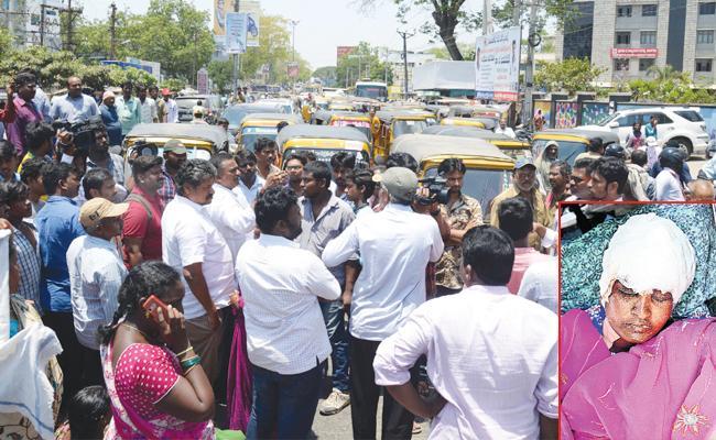TDP Leaders Threats to People in Guntur - Sakshi