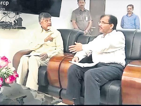 Central Election Commission Mandate To Gopal krishna dwivedi - Sakshi
