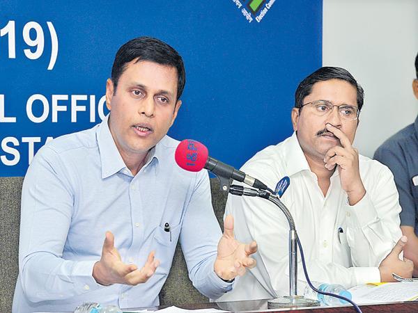 Rajat Kumar Comments on False campaigns - Sakshi