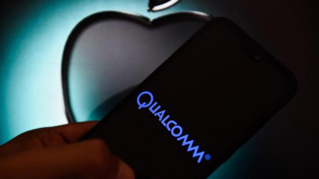 Apple, Qualcomm Agree to Drop all Litigation over Royalty Payments - Sakshi