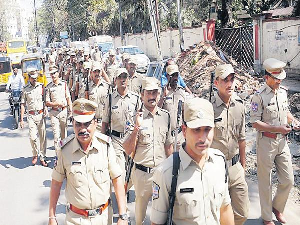 DGP office work to implement E-Leave System For Police Department - Sakshi