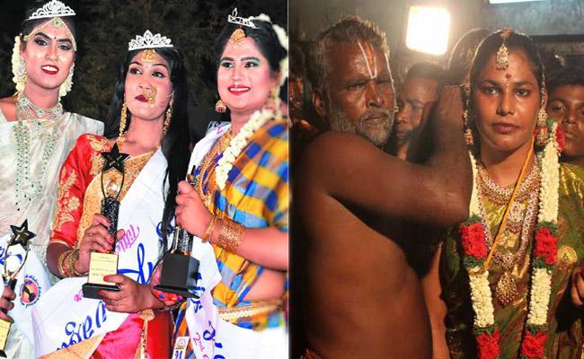 Hijras Koovagam Festival In Tamil Nadu - Sakshi