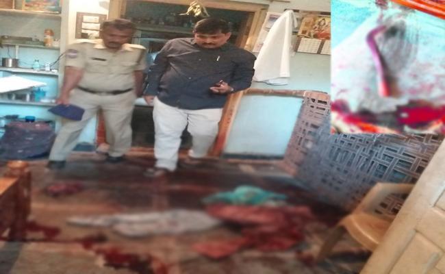 Illegal Affair Man Murder In Khammam - Sakshi