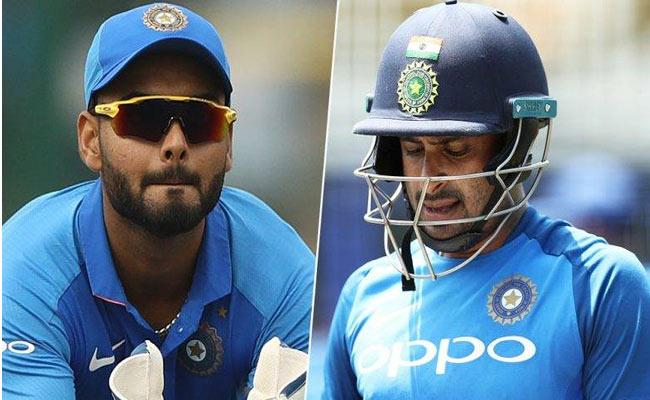 Rayudu and Pant Named standbys for Team India World Cup squad - Sakshi
