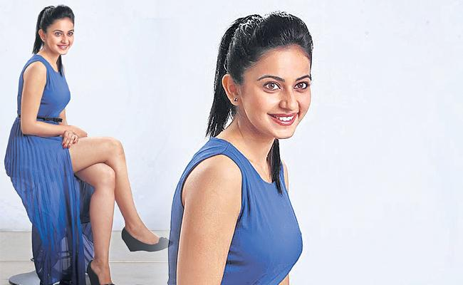 Rakul preet singh weight loss for bollywood movie - Sakshi