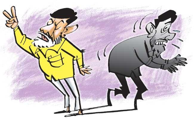 Devulapalli Amar Article On Chandrababu Naidu Defaming EC - Sakshi