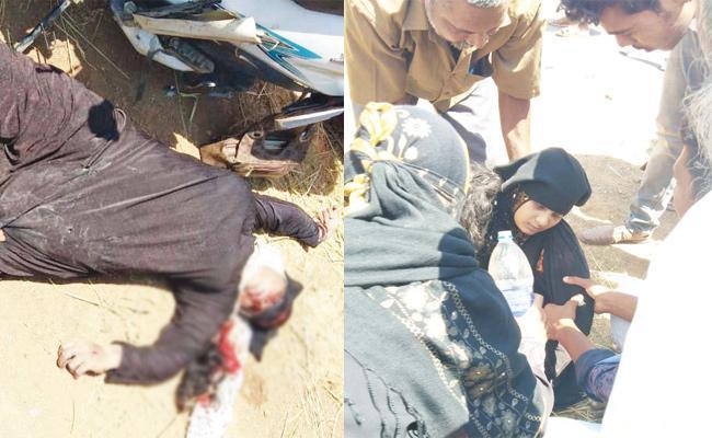Sister Died in Bike Accident Kurnool - Sakshi