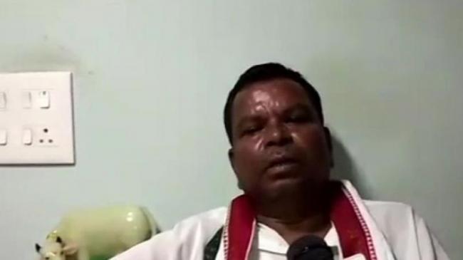 EC Issues Notice To Congress MLA Kawasi Lakhma - Sakshi