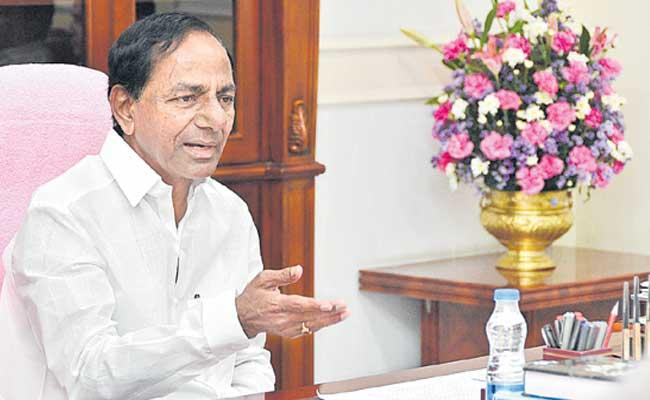 CM KCR Entrusted To Provide Minimum Support Price To Crops - Sakshi