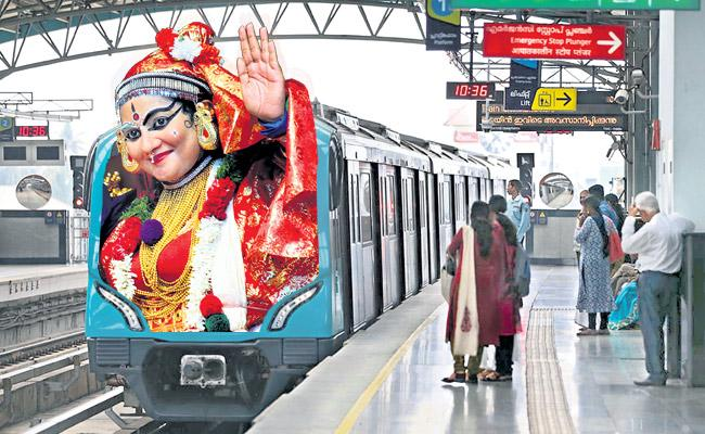 Kochi Metro that Gave Jobs to Transgenders - Sakshi