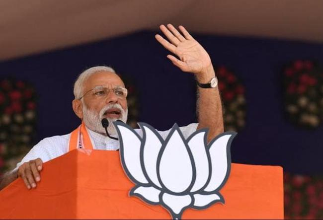 PM Says Rahul Trying To Defame A  Backward Community By Saying All Modis Are Thieves   - Sakshi