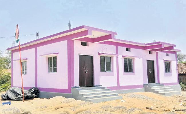 Telangana State Panchayat Funding Shortages - Sakshi