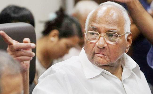 Sharad Pawar Counter To PM Modi Says Modi Has No One - Sakshi