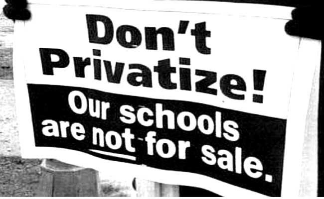 Nagati Narayana Article On Education Privatization - Sakshi