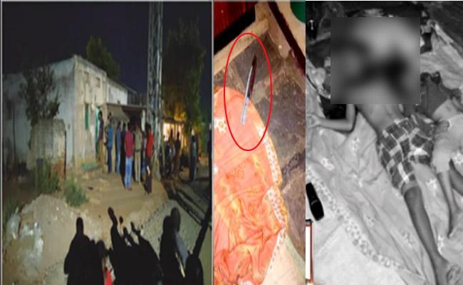 Father Kills Children In Sangareddy - Sakshi