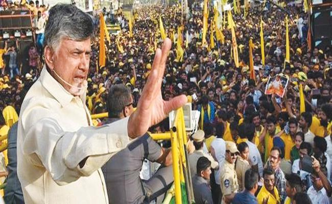 TDP Leaders Threats to YSRCP Supporters - Sakshi