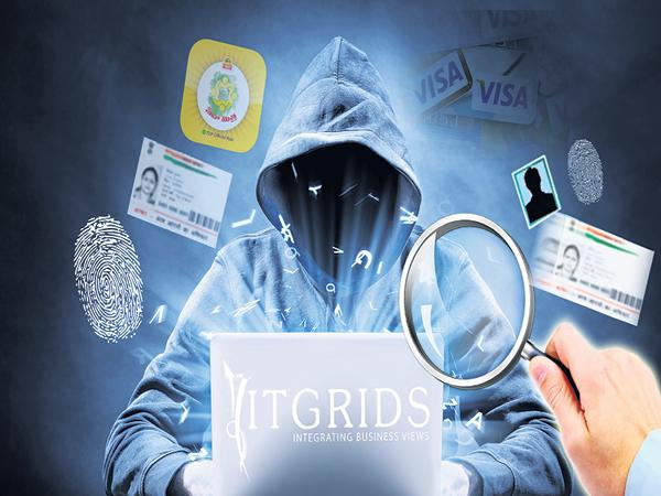 Delhi link to data thieves - Sakshi