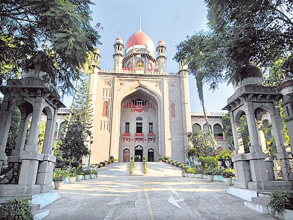 High Court Ready For Shatabdi Celebration - Sakshi