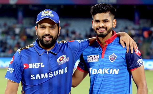 Mumbai Indians Look Stay on Revenge Against Delhi Capitals - Sakshi