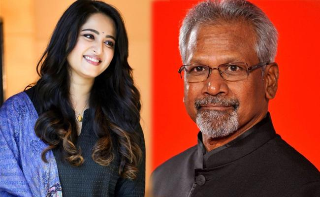 Anushka to Act in Director Mani Ratnam Film - Sakshi