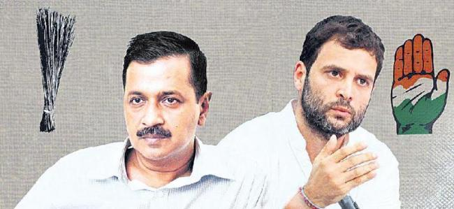 Cong-AAP alliance called off over disagreement on tie-up in Haryana - Sakshi