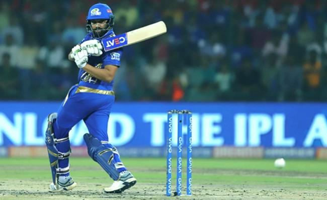 Rohit Sharma Joins Virat Kohli and Suresh Raina in elite list - Sakshi