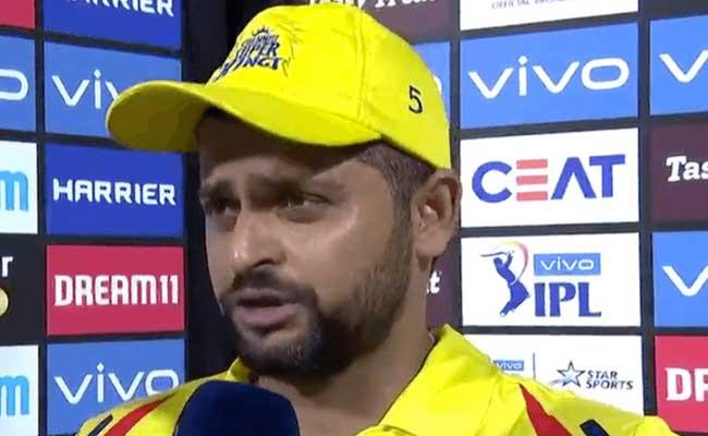 Suresh Raina Says SRH Defeat a Wake Up Call for Chennai Super Kings - Sakshi