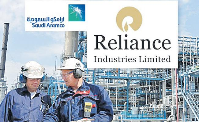 Reliance Industries silent on stake sale talks with Saudi Aramco reports - Sakshi