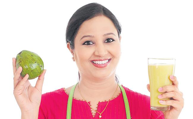 Copper juice is very healthy - Sakshi
