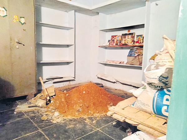 Excavation for hidden treasures - Sakshi